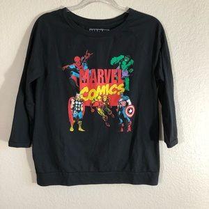 3 for $20. Marvel shirt